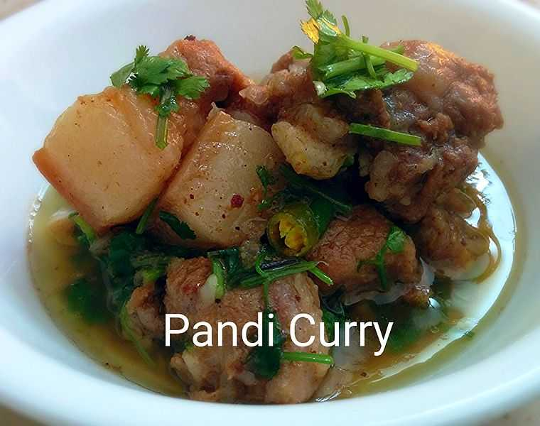 Pandi Curry, Shopping in Coorg