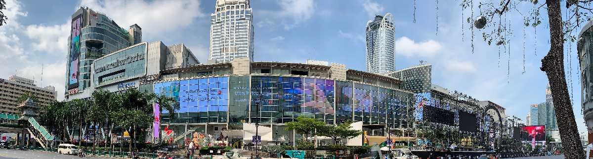 CentralWorld Mall, Thailand