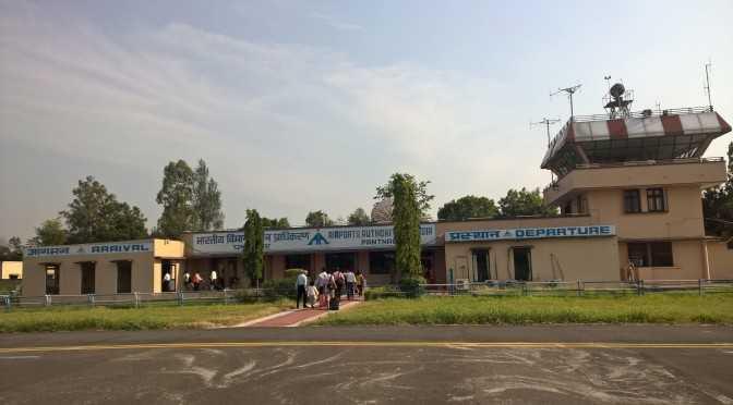 uttarakhand airport, pantnagar airport