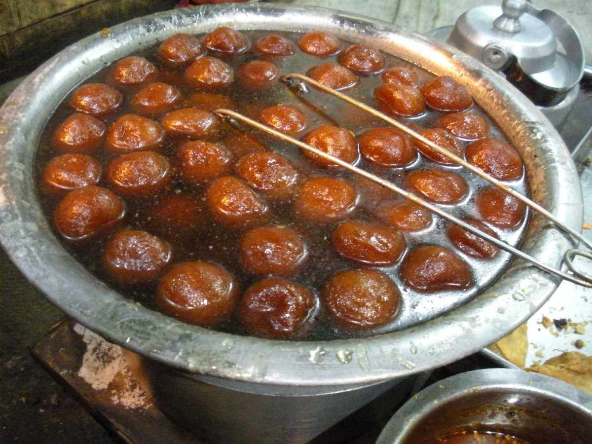 Pantua, Bengali Sweets