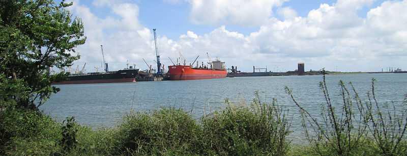 Paradeep Port