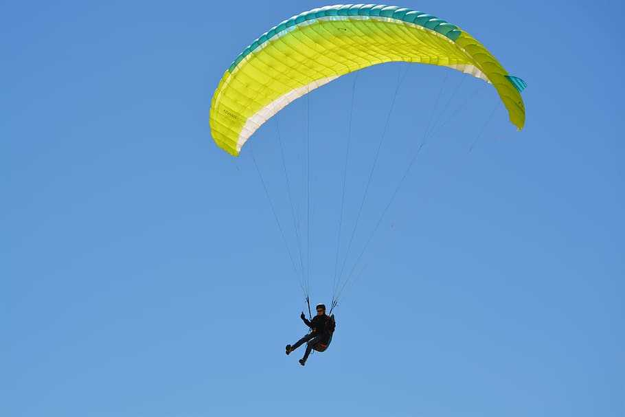 Tips for Paragliding
