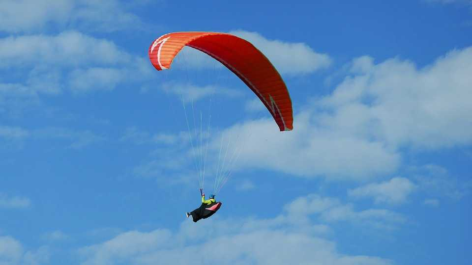 Paragliding in Chennai | Adventure Activities in Chennai | Holidify