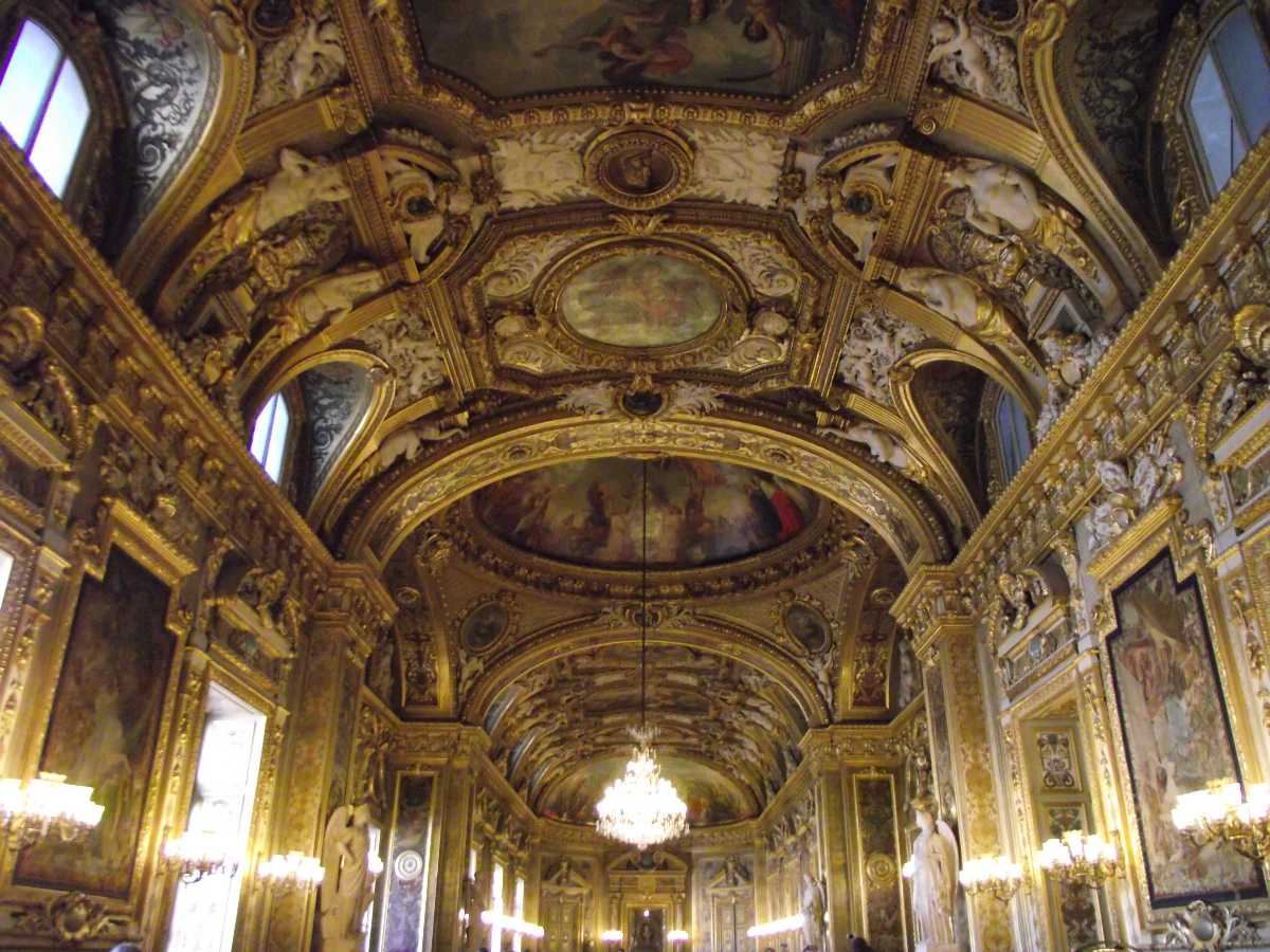 Palais du Luxenbourg Architecture