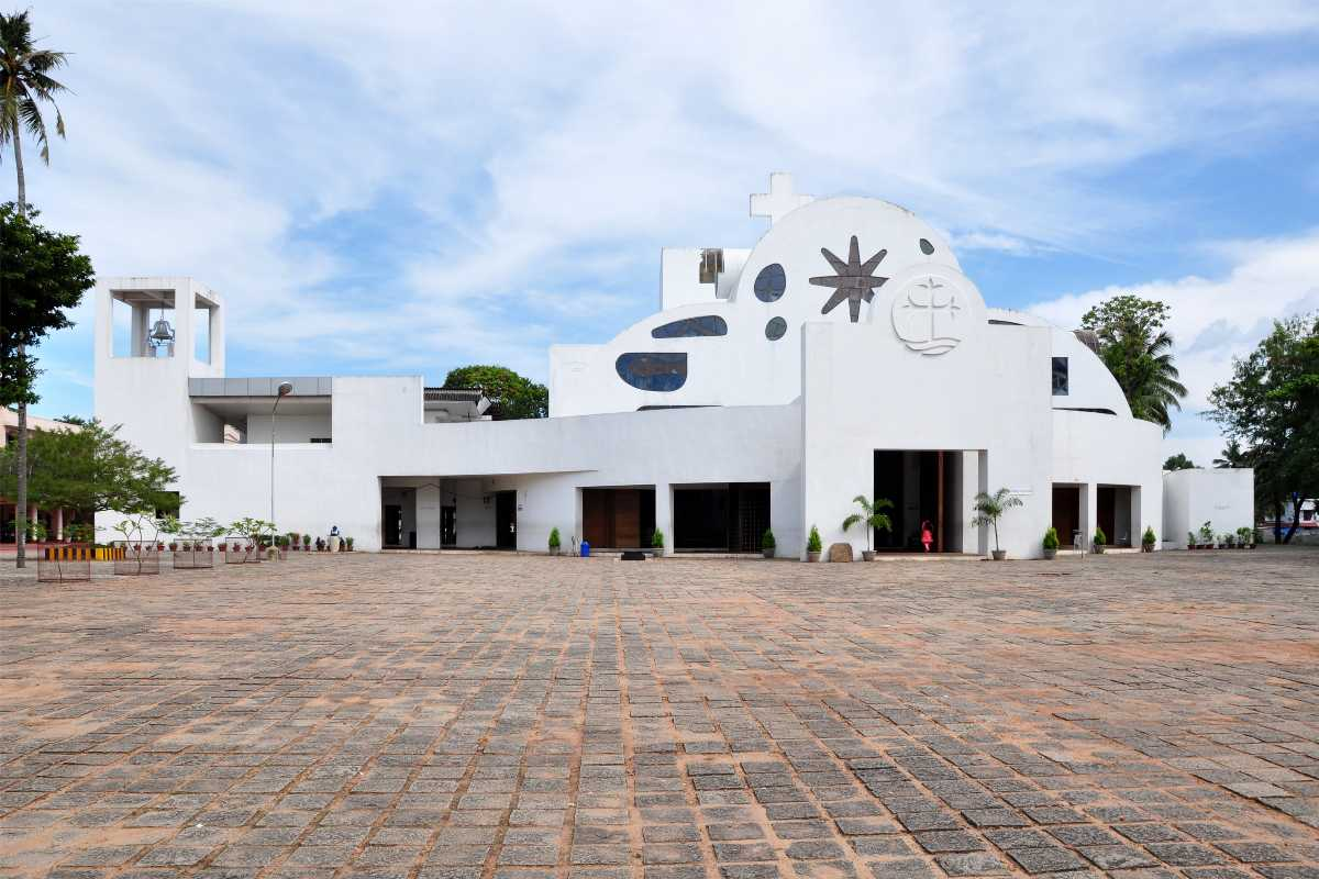 Parumala Church in all its glory