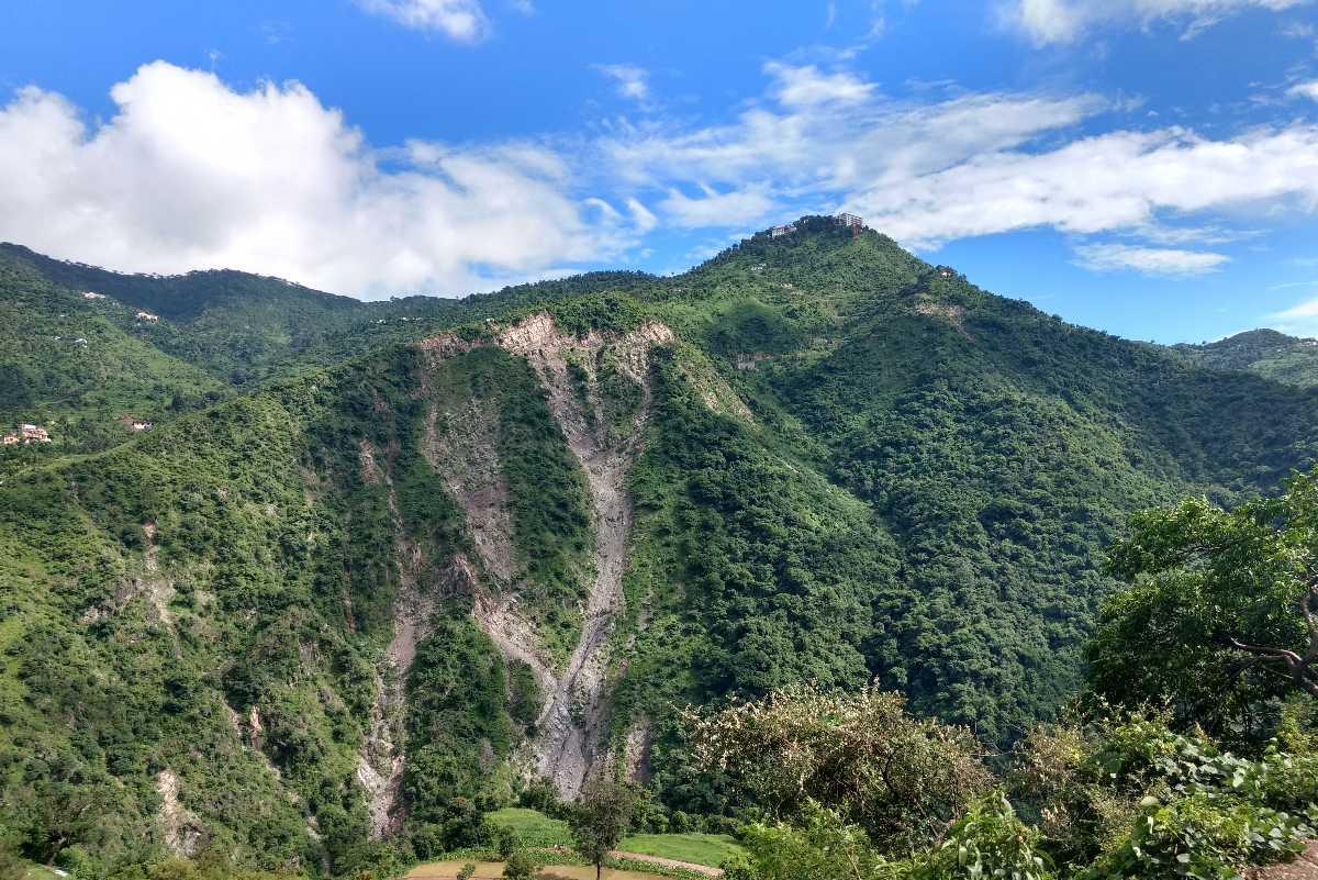 Parwanoo Hill