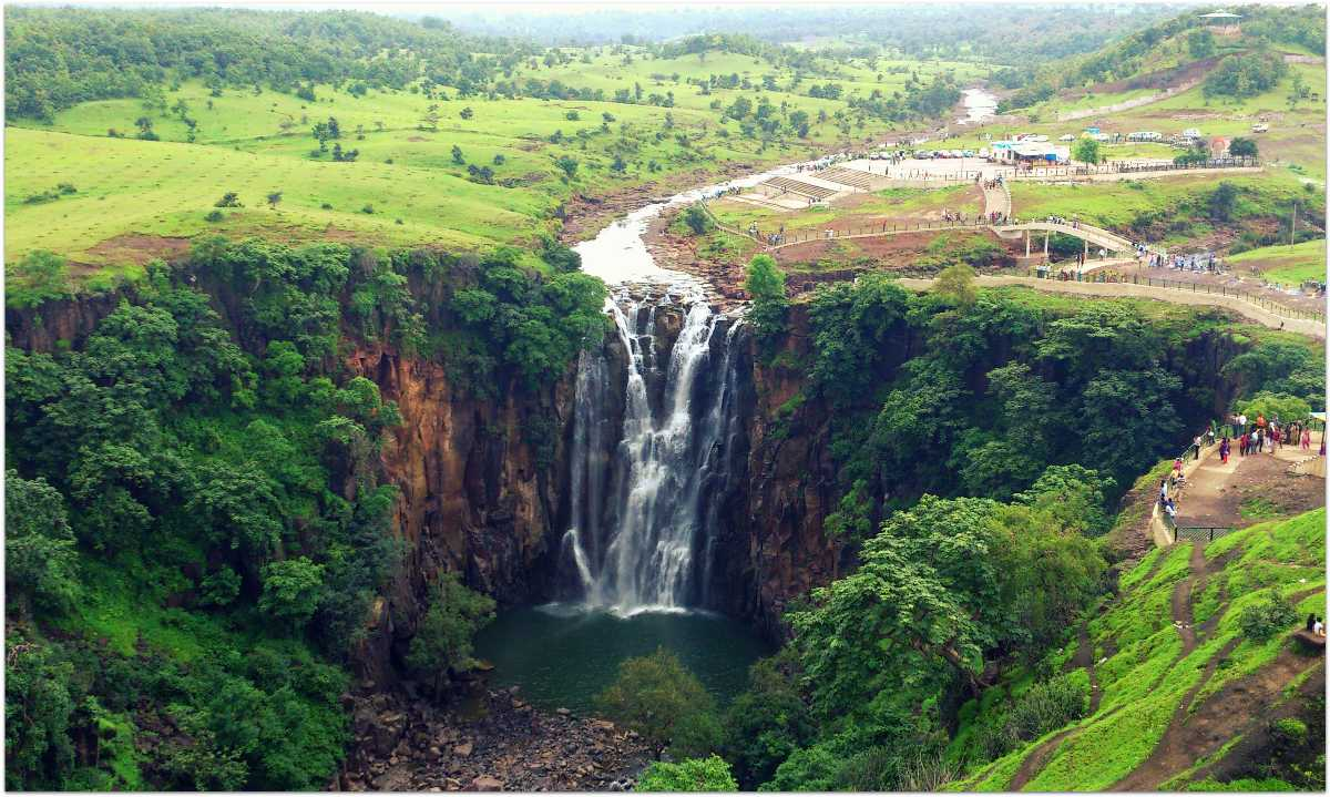 Patalpani Waterfall, picnic spots in indore