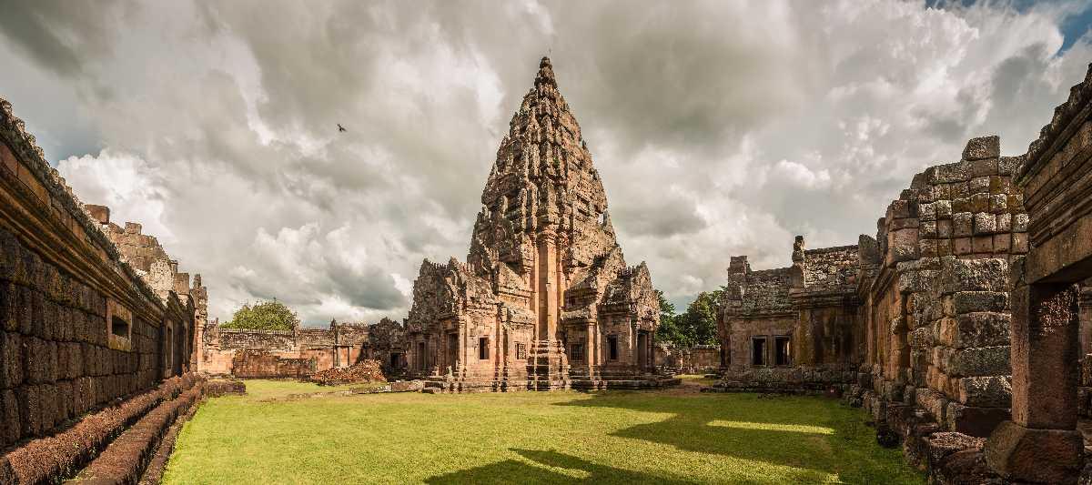 Phanom Rung Historical Park, Landscapes of Thailand