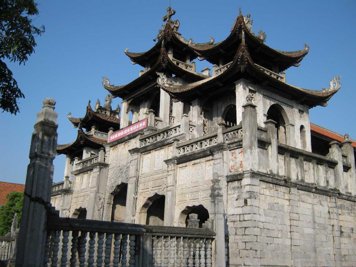 Phat Diem Church Vietnam