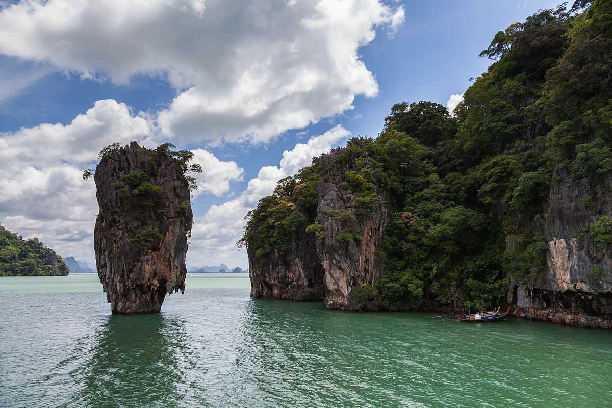 Isla Tapu, Phuket, Tailandia