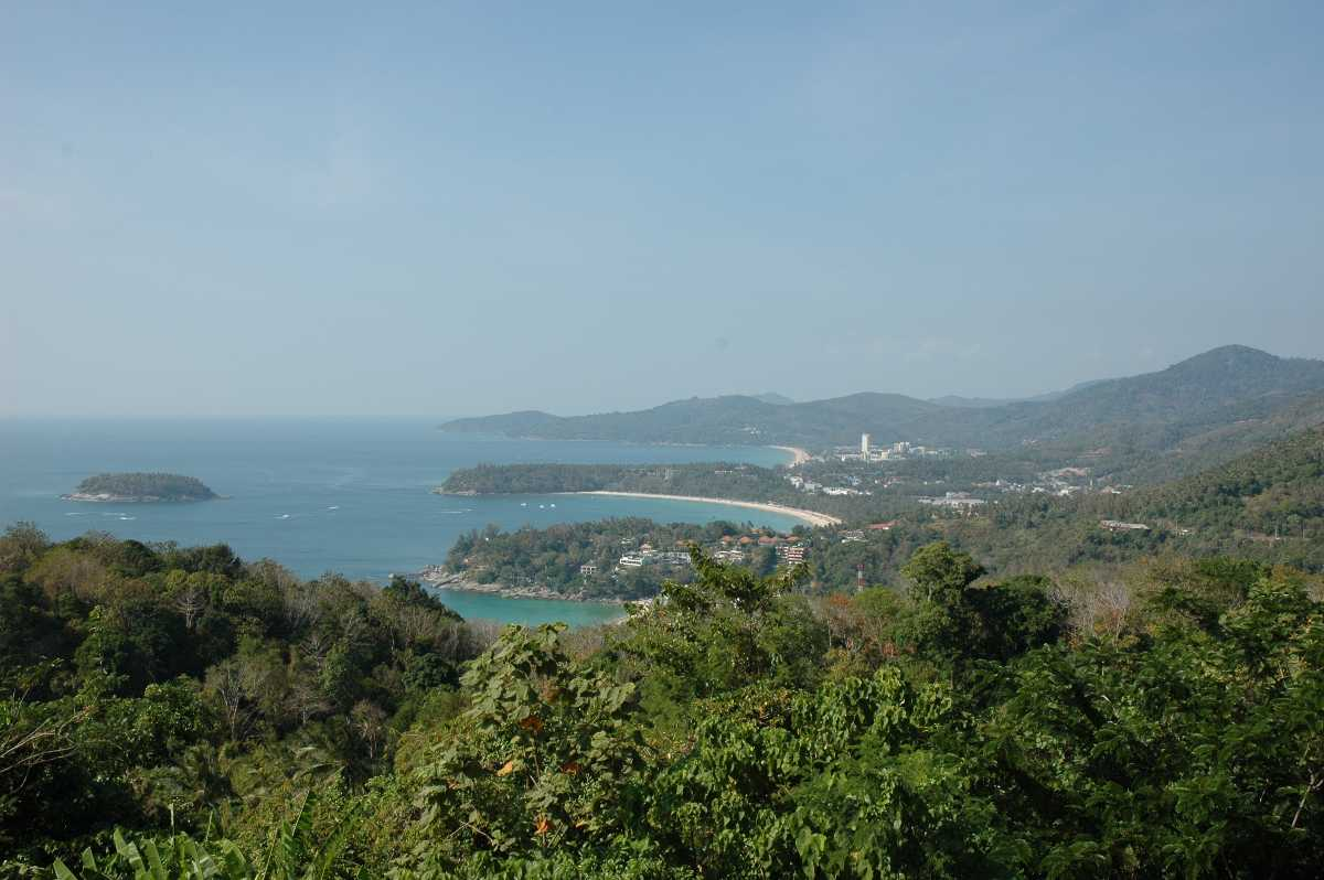 Karon Viewpoint, Landscapes of Thailand