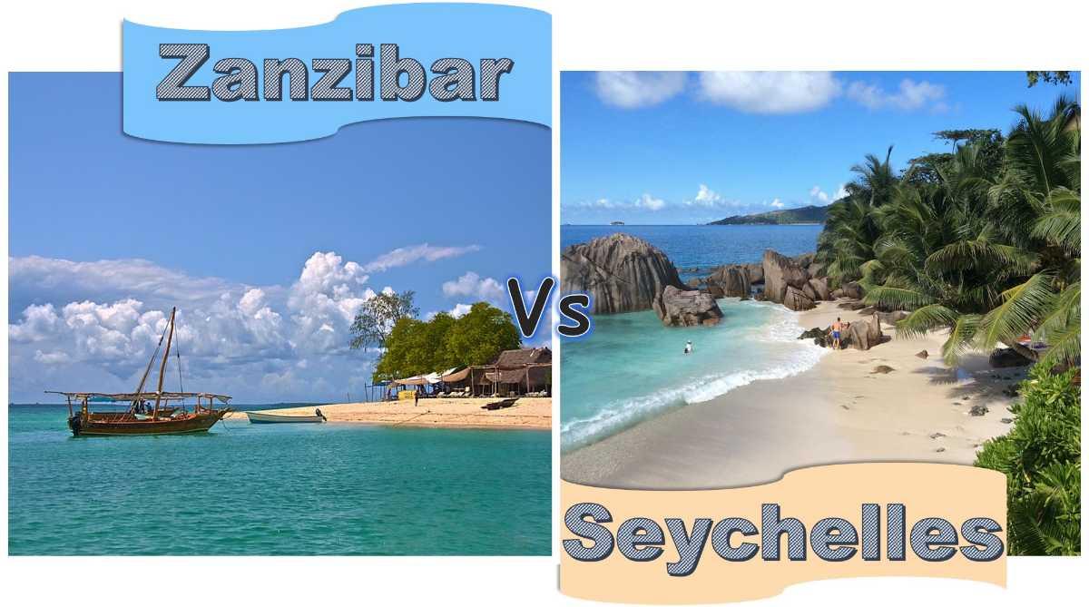 Zanzibar vs Seychelles