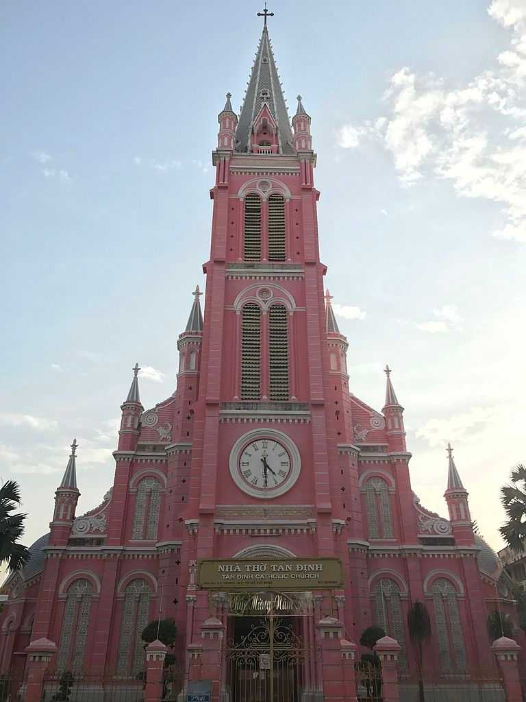 Tai Dinh Church, Free Things to Do in Ho Chi Minh City