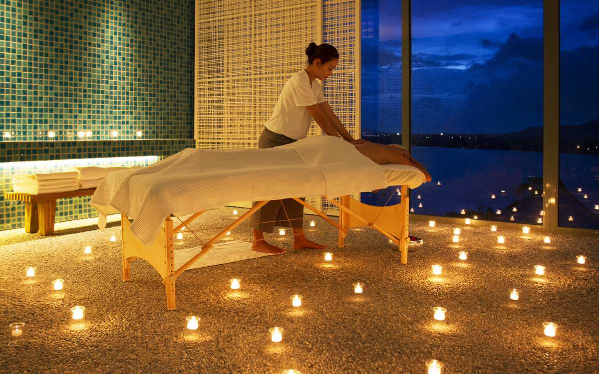 Massage Therapy at Como Shambhala Spa, Phuket