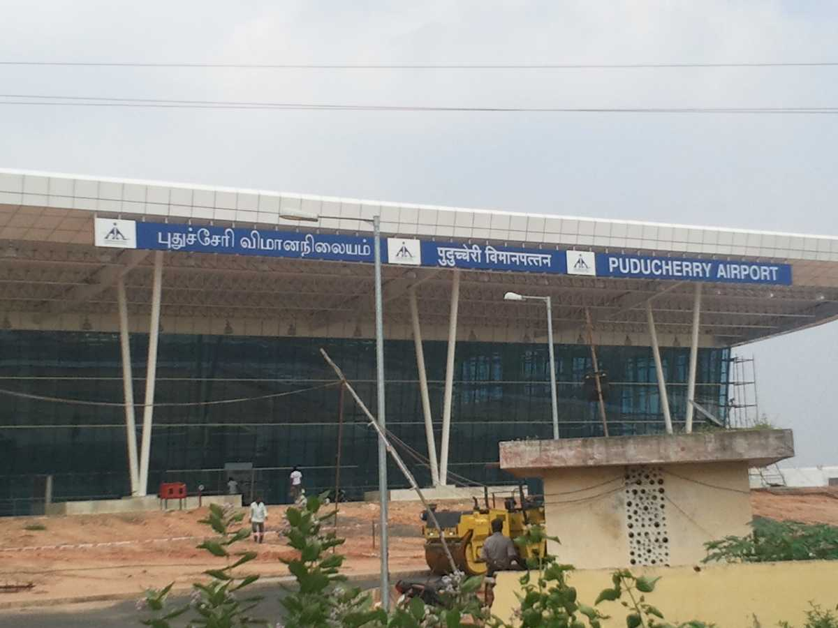 Puducherry Airport