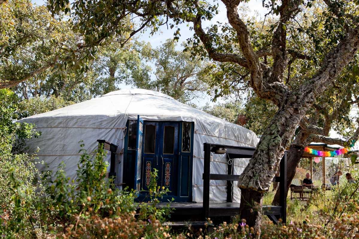 Portugal Nature Lodge, World's Most Beautiful Glamping Destinations