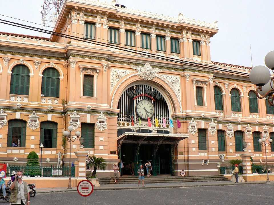 Central Post office, Free things to do in Ho Chi  Minh