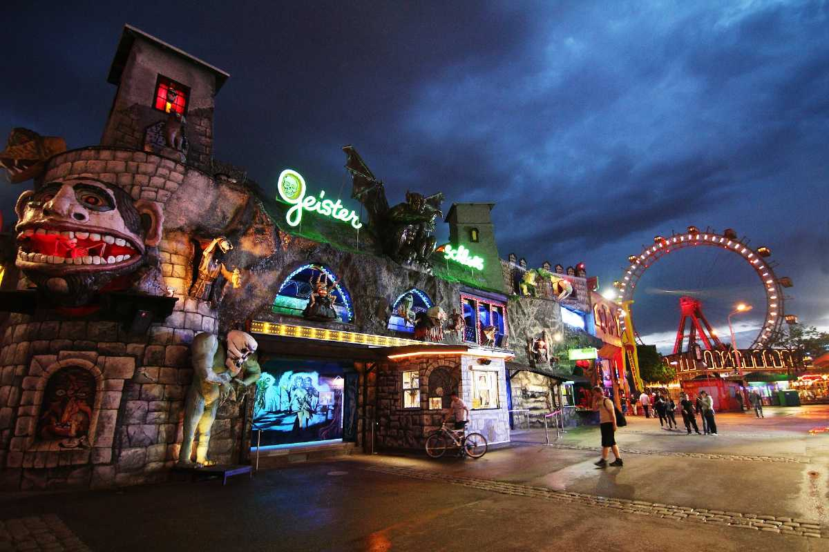 Prater, Best Amusement Parks In The World For Adventure And Fun For All Ages