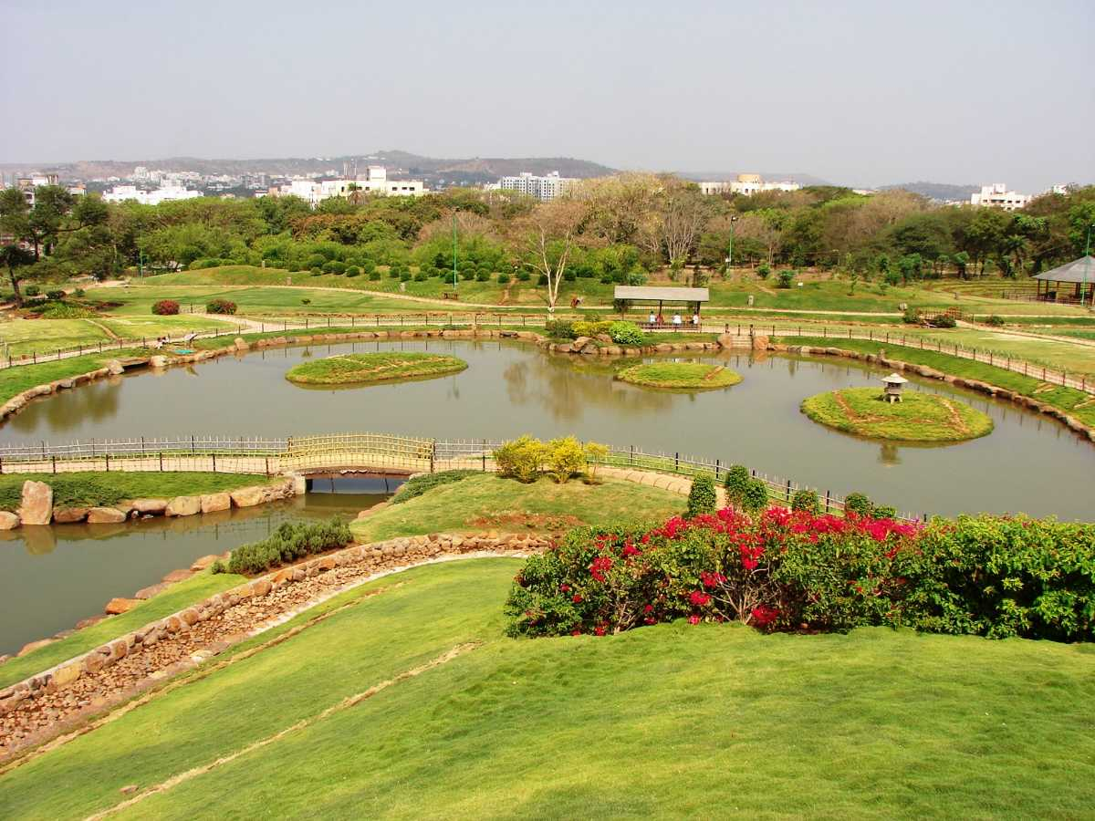 Okayama Friendship Garden, Romantic Places in Pune