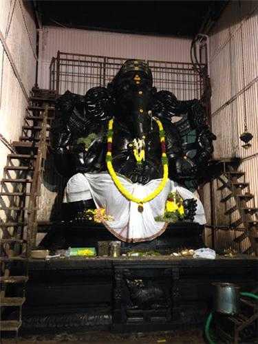 Puliakulam Vinayagar Temple Coimbatore