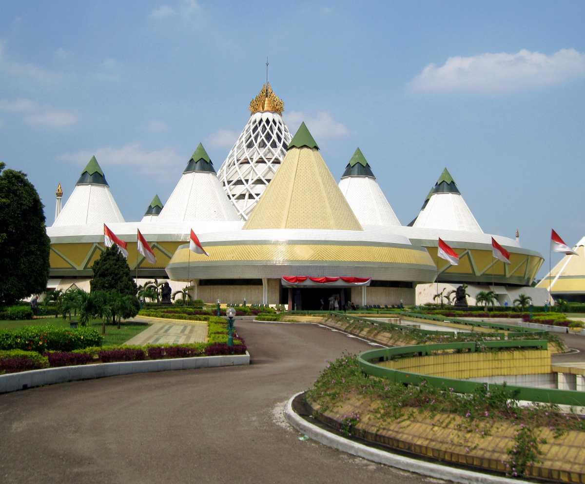 Museum at Taman Mini Indonesia Indah