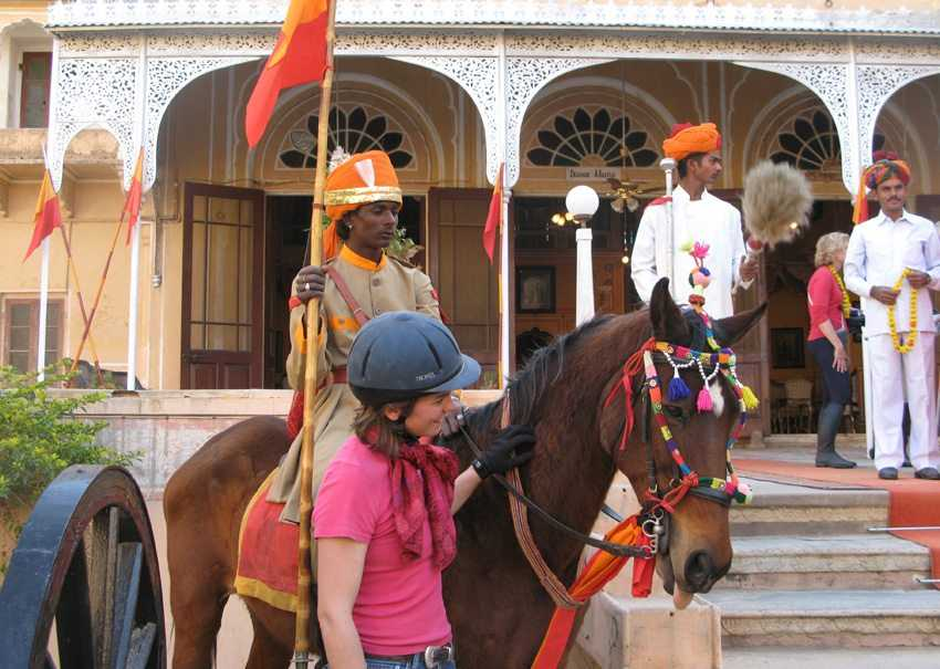 Horse Riding In India, Equitours Horse Riding Vacation