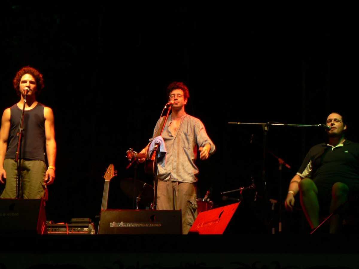 Performers at RWMF