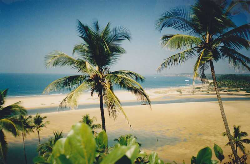 Querim Beach, Goa beaches, best beaches in goa