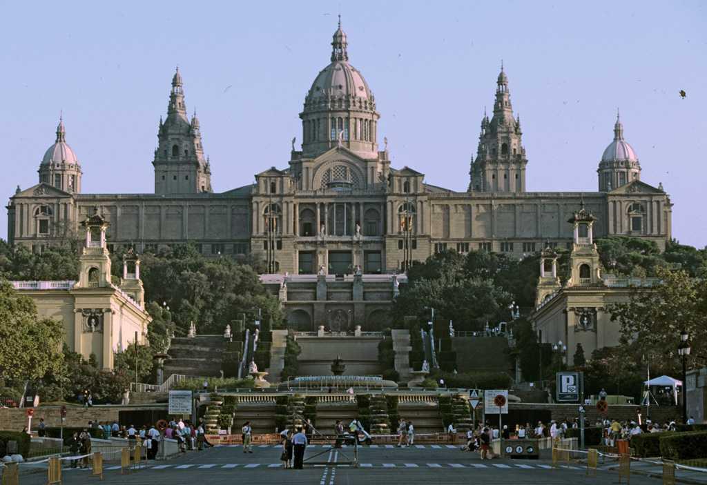 National Museum of Catalan Arts, Montjuic