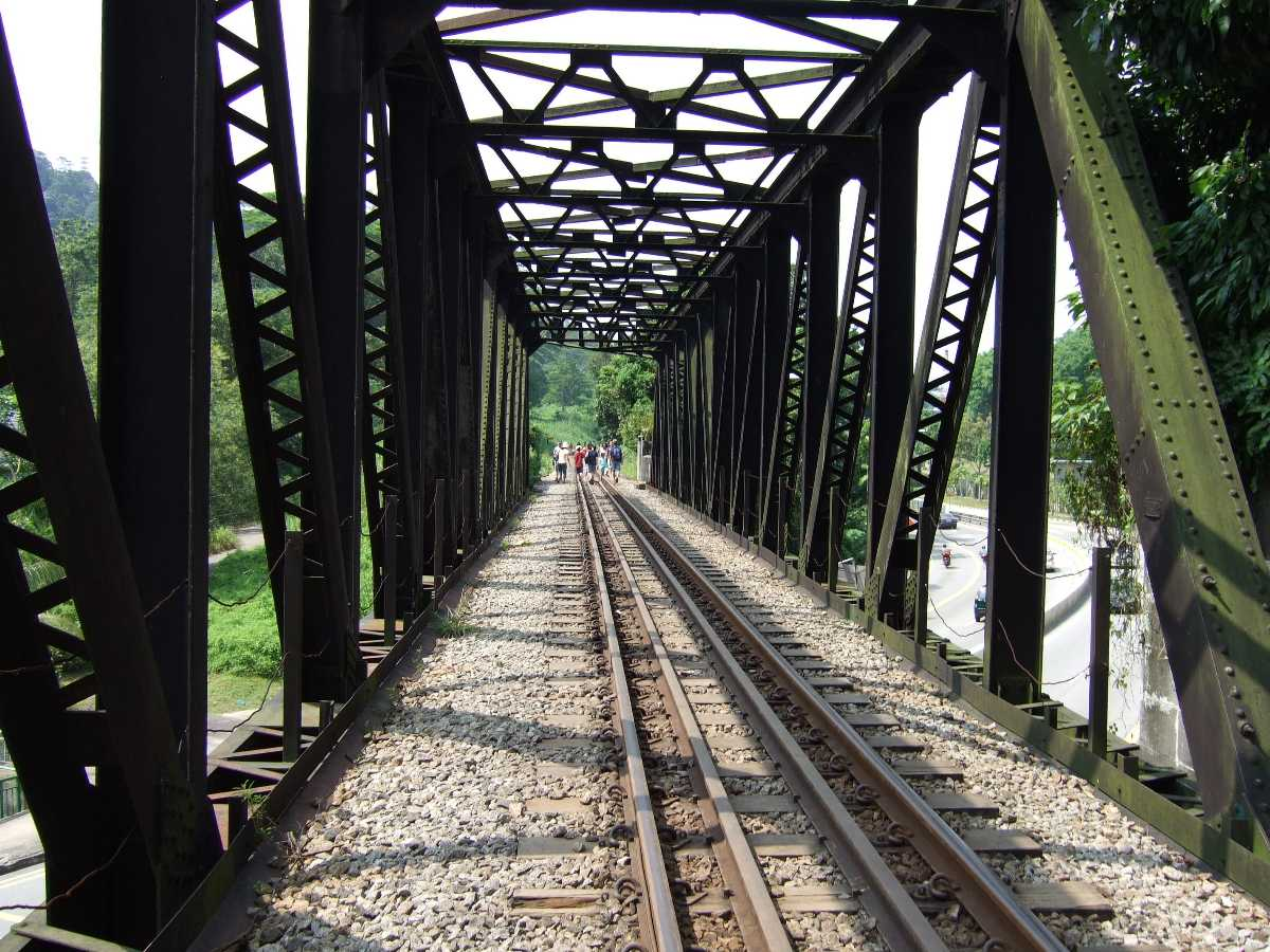 Bukit Timah railway bridge