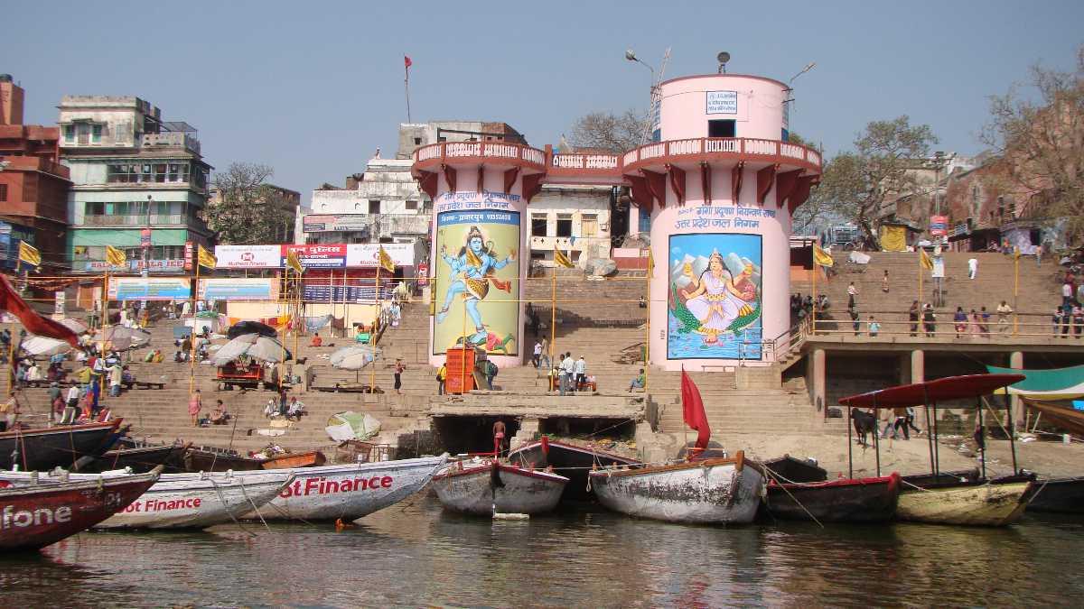 Rajendra Prasad Ghat, Varanasi