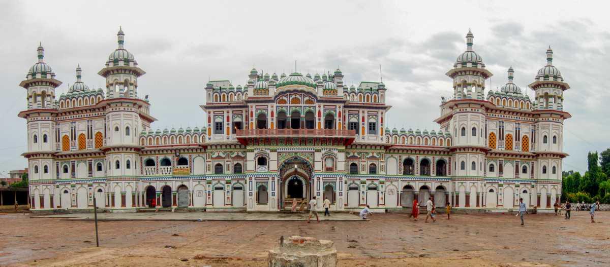 Janaki Mandir Janakpur