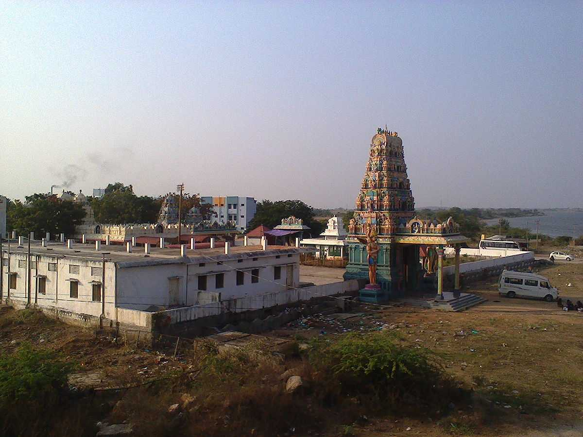 Beechupally Anjaneya Swamy Temple, Temples in Telangana