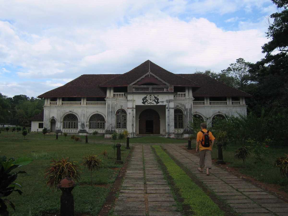 Thrissur Tourist Places Malayalam