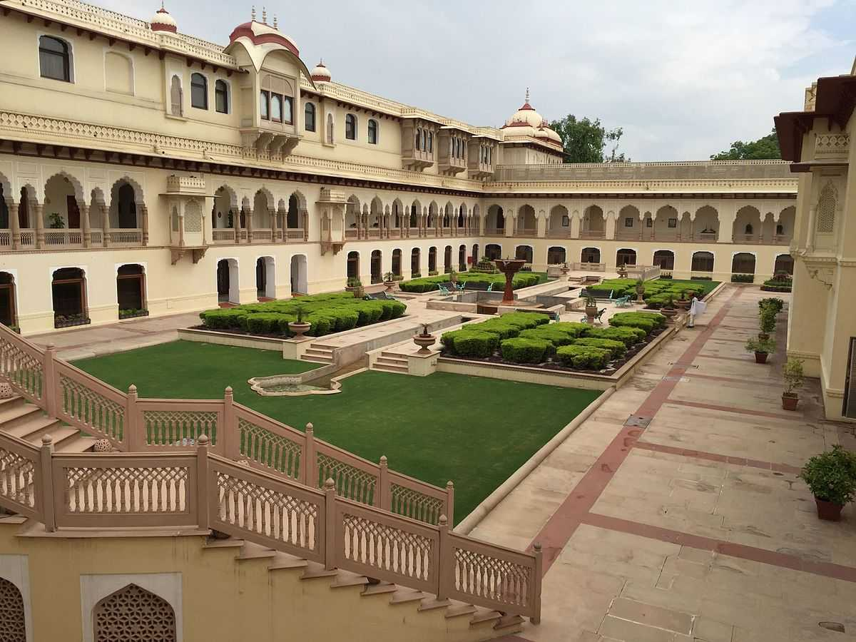 Rambagh Palace, Romantic places in jaipur
