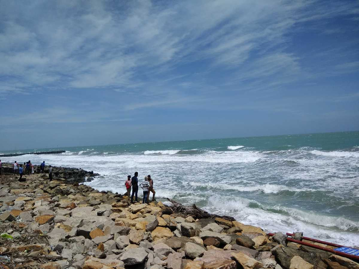 Rameswaram Dhanushkodi Interface