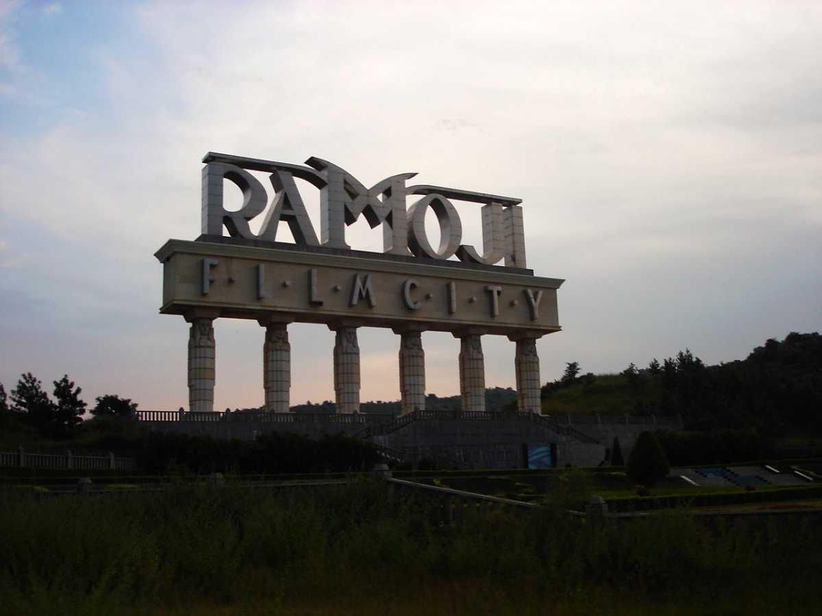 Ramoji Film City, Haunted Places in Hyderabad
