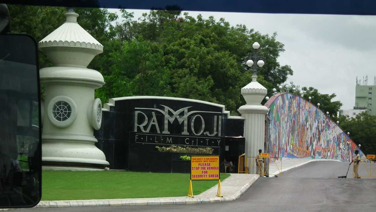 Ramoji Film City, Romantic Places in Hyderabad