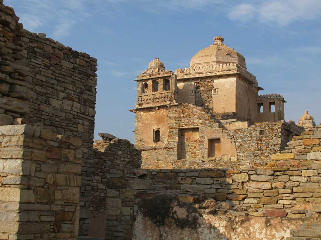 Haunted Places in Jaipur, Rana Kumbha Palace
