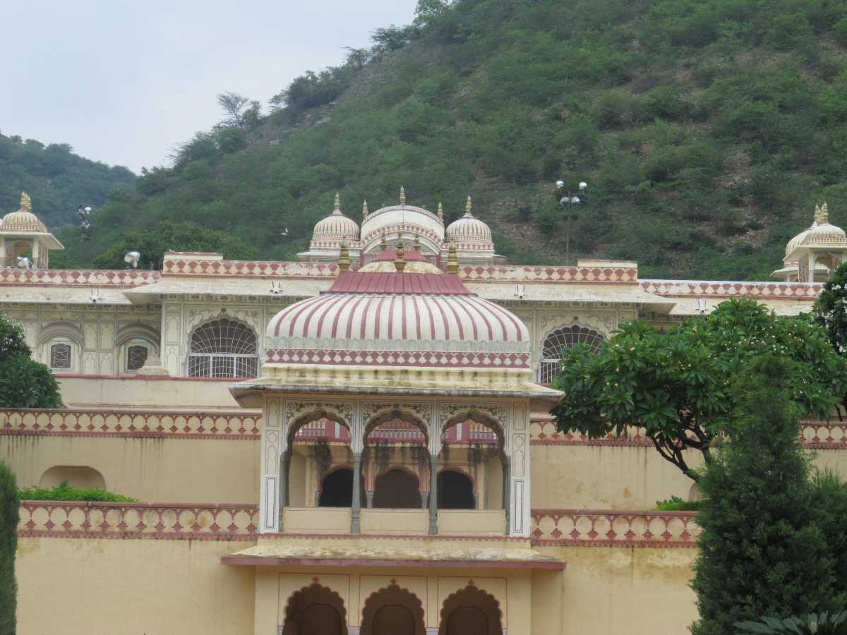 Sisodia Rani Garden, Romantic Places in Jaipur