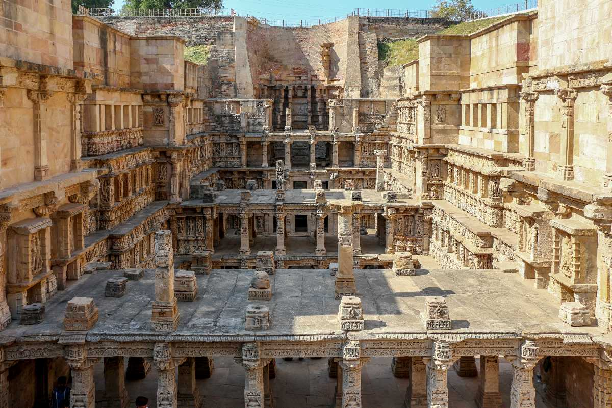 Rani Ki Vav, Gujarat, Stepwells in India