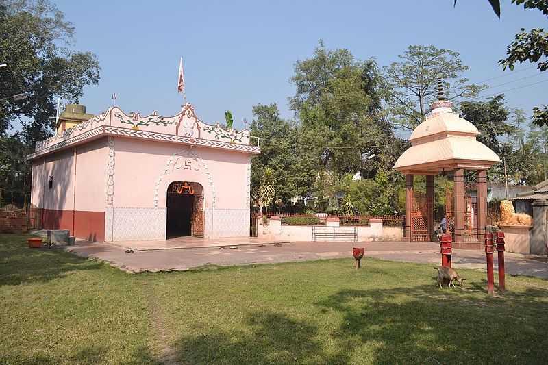 Rankini Temple, Ghatshila