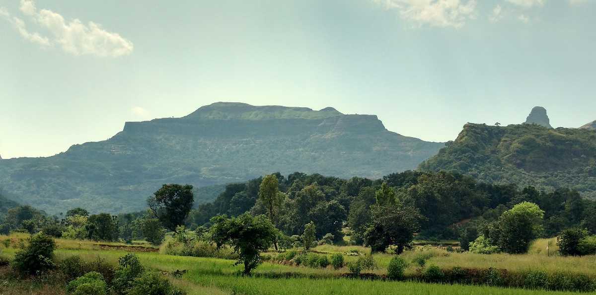 Ratangad, Trekking in Bhandardara
