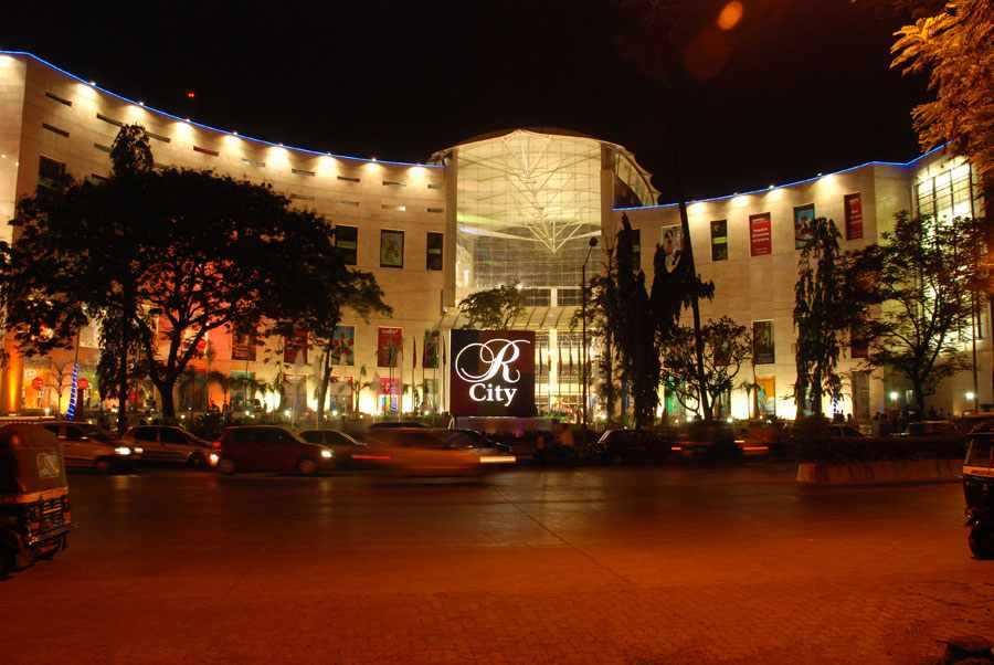 malls in mumbai, R-city mall