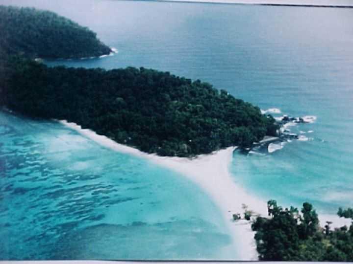 Red Skin Beach Island
