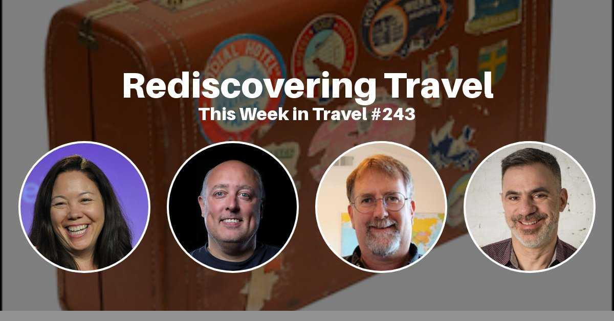 The Hosts of This Week in Travel