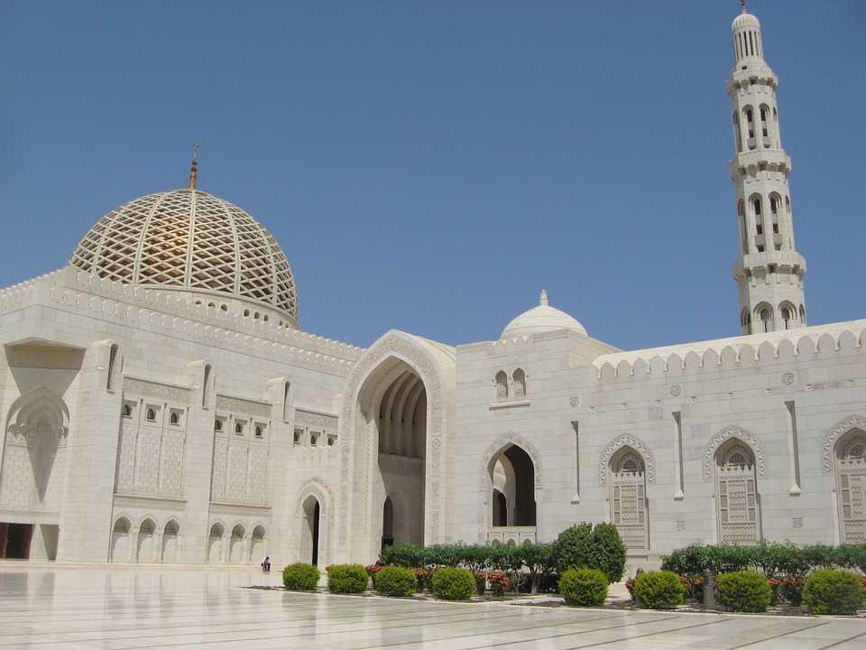 Religion of Oman