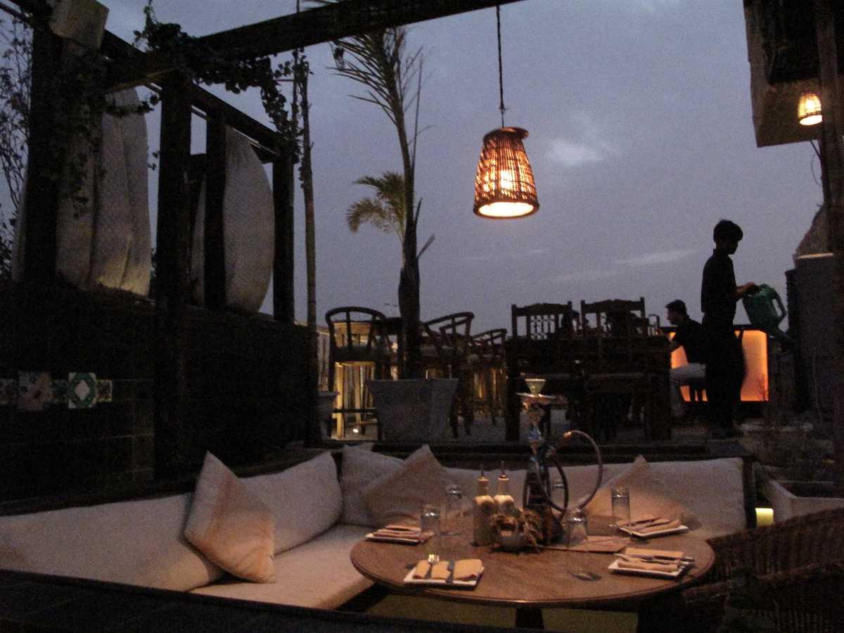 Restaurants Near Lodhi Garden