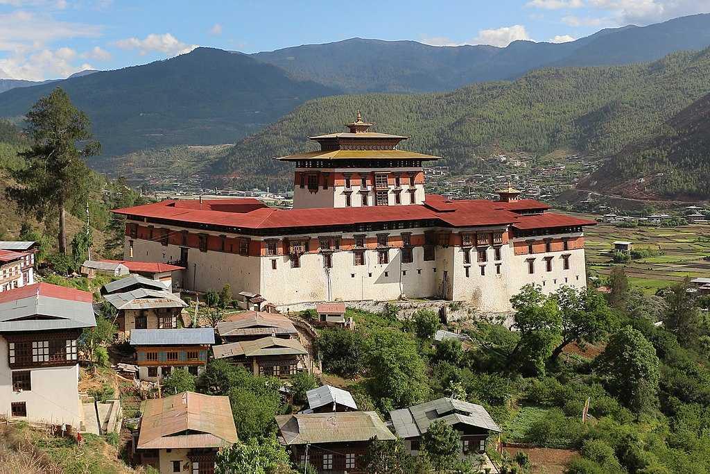 Rinpung Monastery