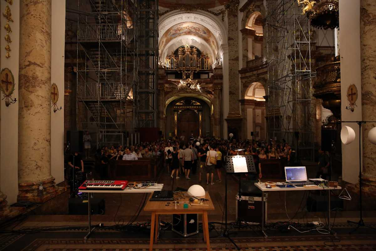 concert, karlskirche